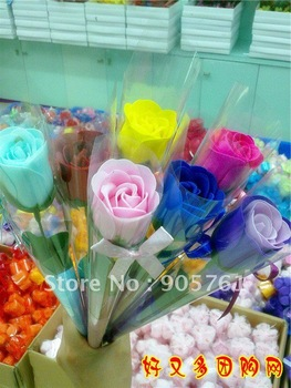 hot sell soap flower