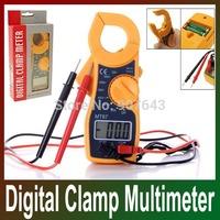 MT-87 LCD Multimeter Digital Clamp Meter freeshipping, dropshipping