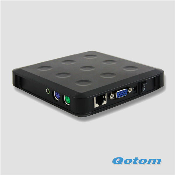 QOTOM-N13 Ncomputing L130,made in china,computer terminal,pc share,thin station,NC120,share one pc to 30 users,good price.(China (Mainland))