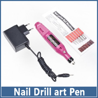 Electric Nail Drill / Professional electric Nail drill Manicure machine(220V-EU Plug/110V-US plug), Free Shipping, Dropshipping
