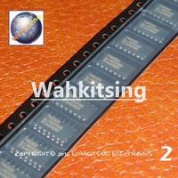 10 PCS 74HC00D SOP-14 74HC00 Octal Quad 2-input NAND gate