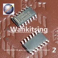 10 PCS  74HC02D SOP-14 74HC02 Quad 2-input NOR gate