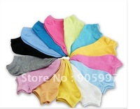 Free shipping,Candy sock/ankle socks/floor socks(mixed color hair)