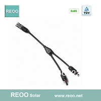 MC4 Y  Solar plug for 4mm2 cable