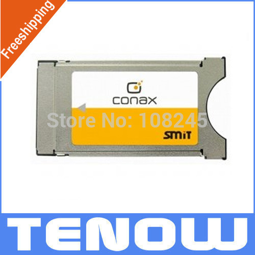 SMIT Conax CAM CI Modul Designed to Work with Transmissions Encrypted in Conax(China (Mainland))