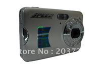 "Brand New 2.7"" TFT LCD   9.1MP 3X Optical zoom Digital Camera DC-720"