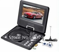 "Free Shipping 9"" Portable DVD Player UPT--969"