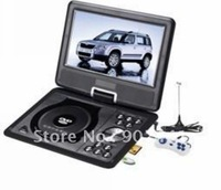 "Free Shipping 7.5""  Portable DVD Player-UPT-769B"