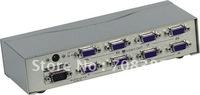 hot sale!! 8 port VGA Splitter  ** Factory direct sale**
