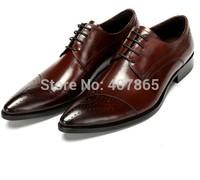 Wholesale - Classic men's leather shoes