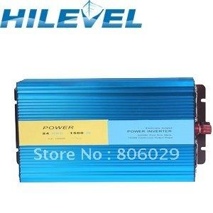 Hot sell Portable 1500W 48V to 220/230/240V DC to AC Inverter+Off Grid Power Inverter+Pure Sine Inverter