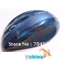 Fashion and Beautiful Wireless Optical Mouse Mice with USB Nano Receiver Wholesale and Freeshipping 50 pcs