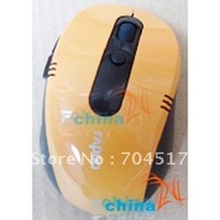 2.4GHz Optical Wireless Mouse with Nano Receiver Colorful Brand New Wholesale and Freeshipping 50 pcs