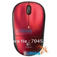 2.4 GHz Wireless Laptop Optical Mouse with USB Nano Receiver Wholesale and Freeshipping 50 pcs