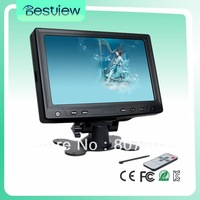 7'' TFT lcd monitor, touch screen monitor
