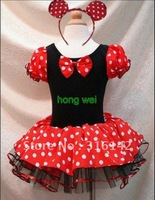 latest wholesales baby dress,kids pettiskirt, girl tutu dress ,child dancing skirt MIX 5 size.free shipping FL-007