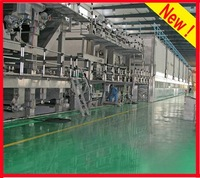 Hot selling (big type)4400m kraft paper making Machine, 150-200 T/D, waste paper, wheat straw, bamboo, rice straw
