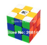^_^Free shipping! Dayan GuHong V2 3X3x3 Magic Cube Dayan Guhong Speed Cube Stickerless