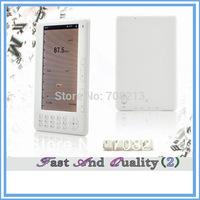 7 inch mini Ebook Reader 4GB With MP3/MP4/FM Radio/ Voice Recorder/Digital Photo Frame Function E-book Reader