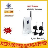 mini 2.4GHz Wireless Receiver security surveillance CCTV Camera kit