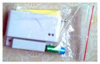 Wholesle 400 pieces Door sensor 2262 IC code Wireless Door detector for alarm system DHL Free shipping