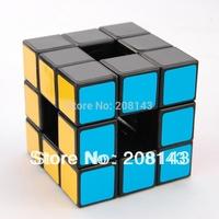 Free shipping! Lanlan 3x3 Void Puzzle Magic Cube  Black