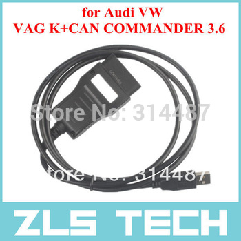 Professional VAG diagnostic tool VAG K+CAN COMMANDER 3.6 hot price new promotion