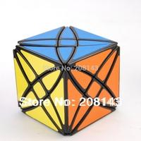Free Shipping! Lanlan Flower Rex Puzzle Magic Cube Black Speed Cube