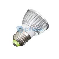 4W E27 LED Bulb Cold White,high brightness Energy saving Spot Lamp Light 85~265V Free Shipping 2031