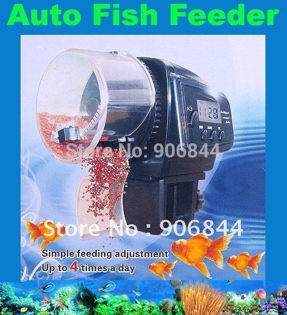 Потребительские товары Auto Feeder pet  AF-2009D автокормушка для рыб resun af 2009d
