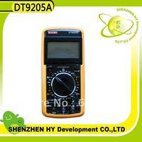5PCS/LOT ~wholesale~Brand new Digital Voltmeter Ammeter Ohm Test Meter Multimeter Digital Voltmete DT9205A New
