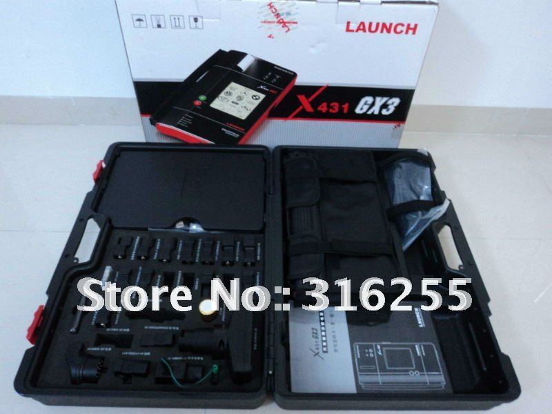 High quality launch x431 scanner super Launch GX3