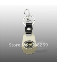 freeshipping! 2012 wholesale  Stainless steel rotary Car Keychain / metal standard car key ring