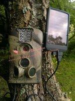 Ltl-5210MM MMS 940nm Scouting Camera + Ltl-SUN Solar Charger Kit