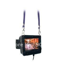 Free Shipping!! Protable 3.5 TFT LCD CCTV Tester Monitor/CCTV Monitor