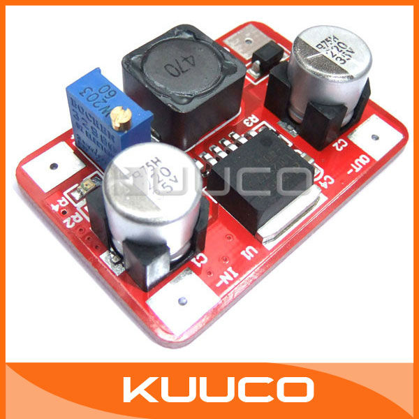 DC-DC Boost Power Converter IN 3.5-30V OUT 4-30V Step-Up Constant Current Voltage Module #090396(China (Mainland))