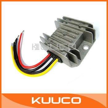 DC Converter Step-Down Buck Module 12V 24V-5V 5A 25W Waterproof Car Led Display Power  Supply converters  # 090581