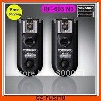 Yongnuo RF-603 2.4GHz Radio Wireless Remote Flash Trigger N3 for Nikon