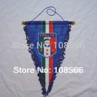 Wholesale Italy pennant / football team bule appealing