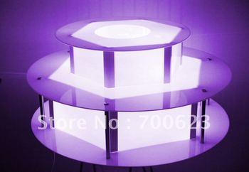 LED base of Chocolate fountain
