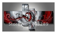 oil landscape on canvas POP Modern abstract Oil Painting wall art paintings  B922