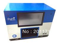 2013 Fashion nail salon Nail printer, simple cheap nail printer,Diy nail art,10 inches touch screen