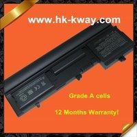 Free shipping! 9 CELL 6600mah Latpop Battery bateria for Dell Latitude D410 GU490 U5867 UY441 X5308 T6142 312-0314 KB6056