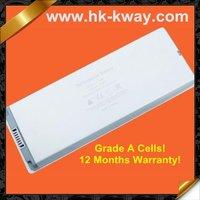 "Free shipping! Laptop Battery Bateria For Apple A1185 MacBook 13"" A1181 A1185 MA561 MA561J/A MA561LL/A(BLACK/WHITE) KB5006"