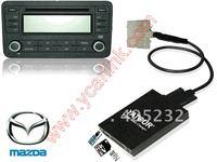 Car MP3 Player digital music cd changer interface with USB/SD/AUX for Mazda(M6/M3/M2/M5/323/MX5/RX8/CX7/Tribute