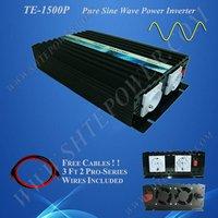 inverter pure sine 1500w 24vdc to 230vac dc ac inverter 1.5kw
