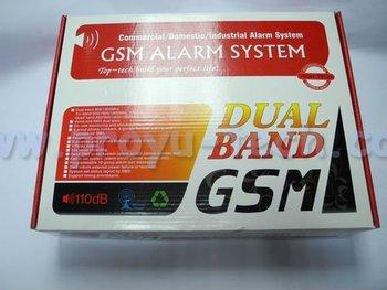 Ten Zone GSM home alarm system PY-GSM5