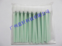 Cleaning stick for Roland/ Mimaki/ Mutoh. clean brush sovlent . high quality
