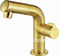 New design Antique brass bathroom mixer tap faucet