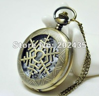 wholesale 10pcs/lot could mix different items large pocket watches fob watches Dia47cm X08